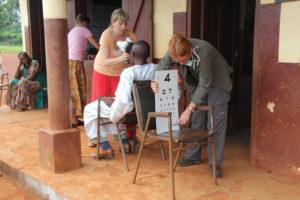 Kamerun-badania