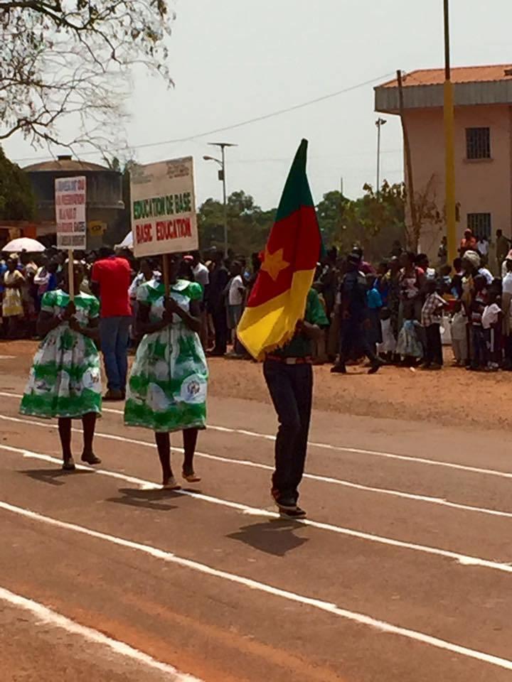 Swieto Młodosci w Kamerunie 2016-2
