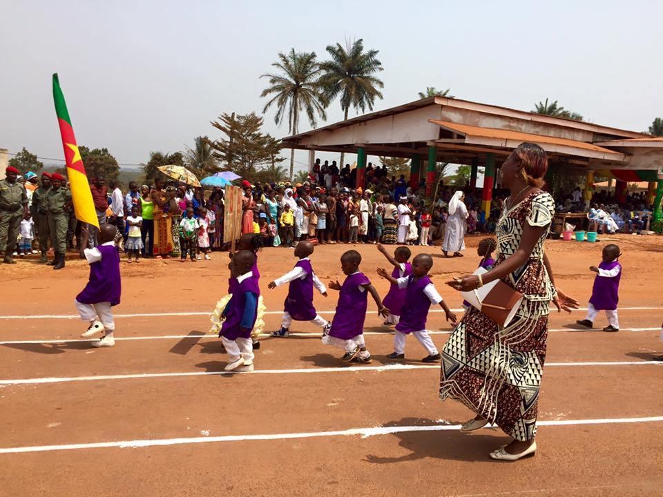 Swieto Młodosci w Kamerunie 2016-3