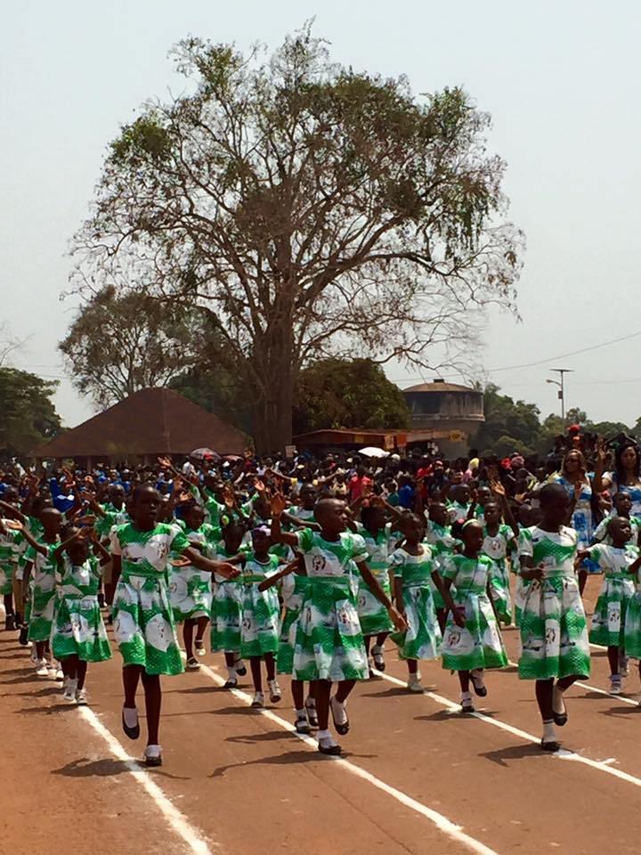 Swieto Młodosci w Kamerunie 2016-4