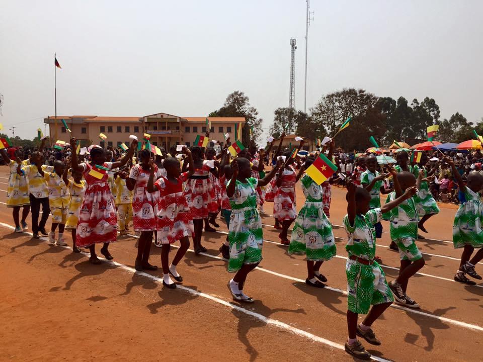 Swieto Młodosci w Kamerunie 2016