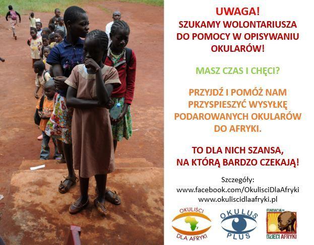 okuliscidlaafryki_wolontariusz
