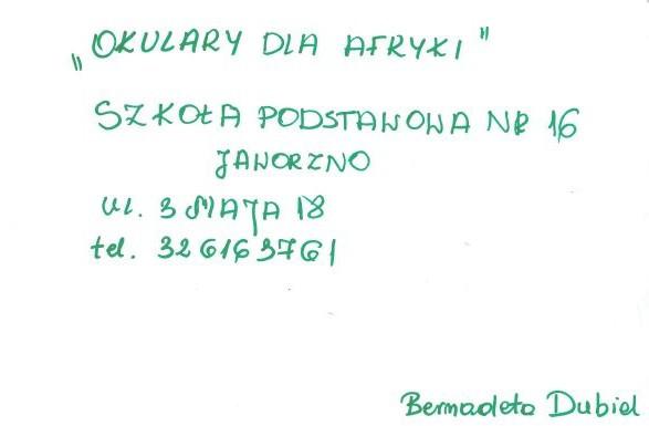 SP 16 Jaworzno